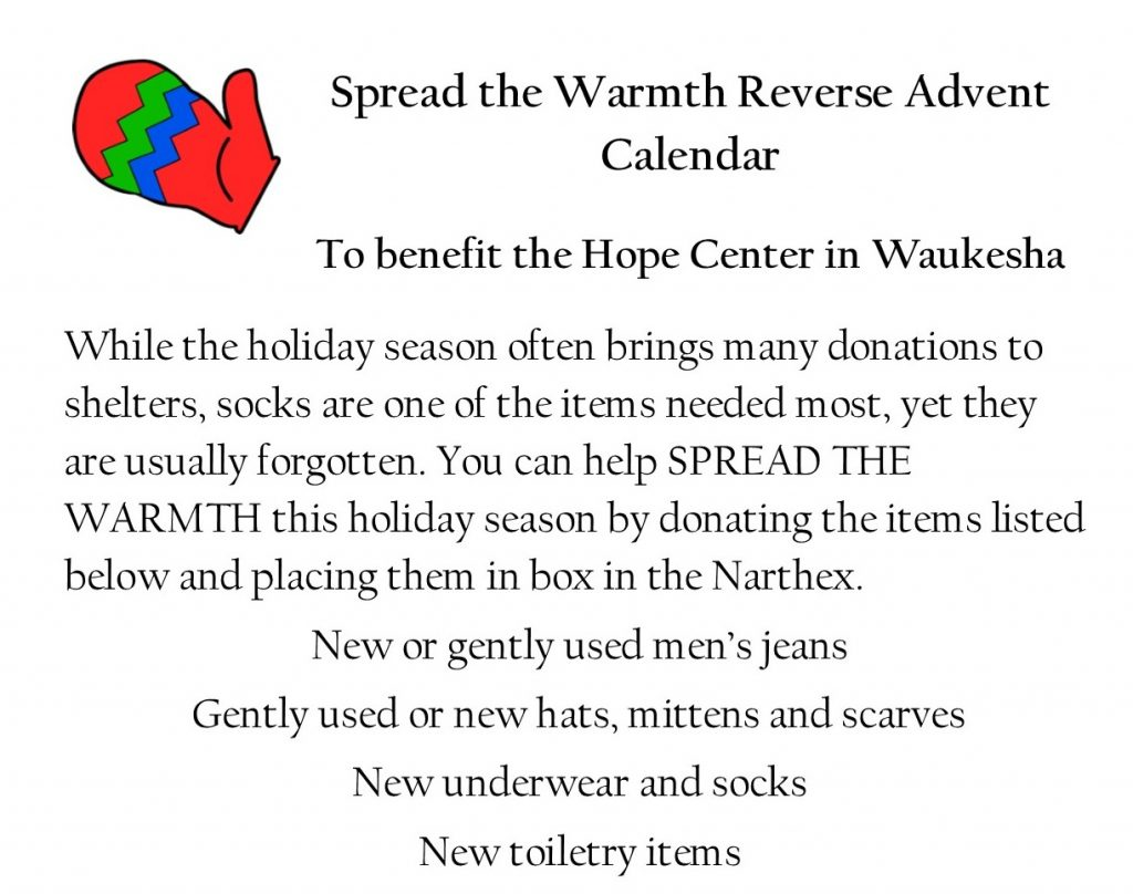 Spread the Warmth
