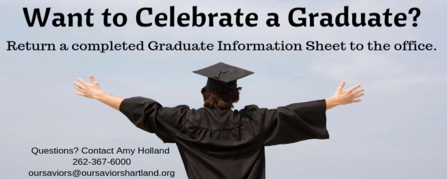 Celebrate a Graduate